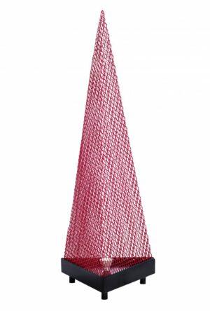Luminária de Piso Red Pirâmide