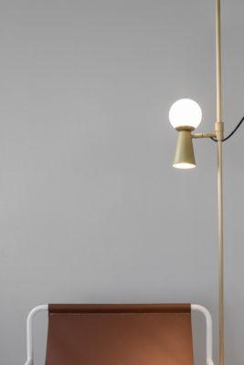 Luminária de Piso Tróia