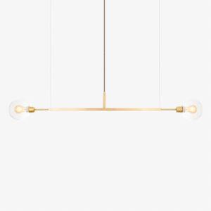 Luminária de Teto Pendente Double