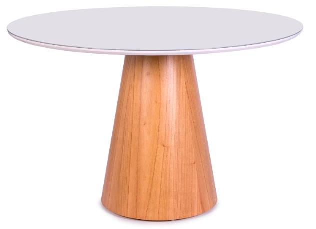 Mesa de Jantar Redonda Cone