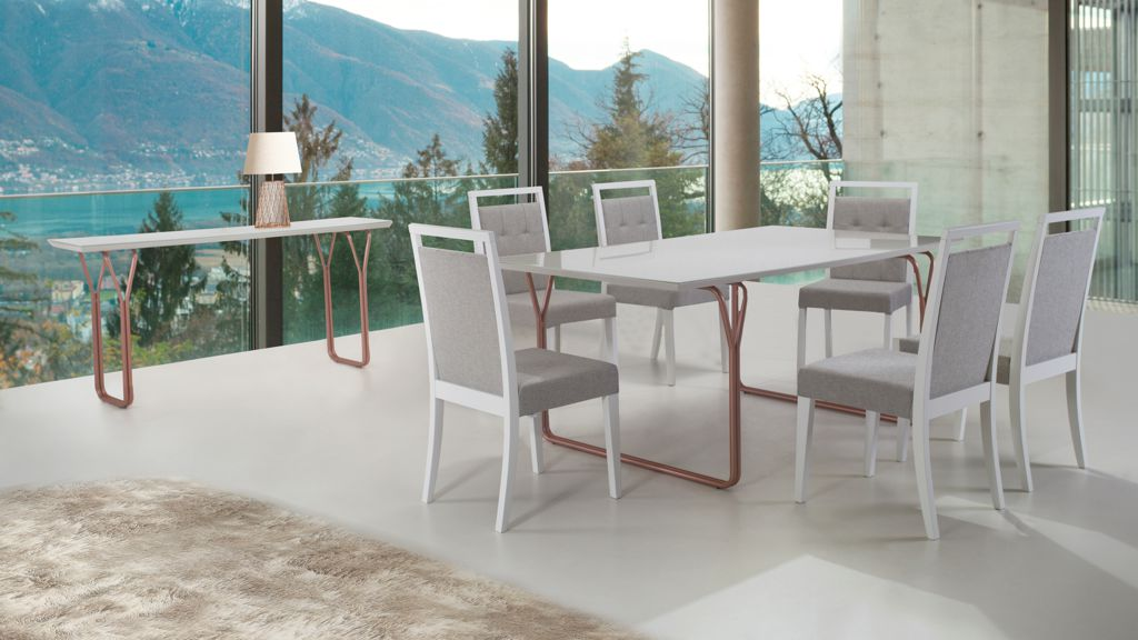 Mesa de Jantar Retangular Luzz