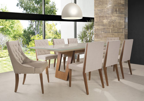 Mesa de Jantar Retangular Viegas