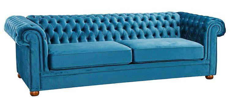 Sofá Azul Dinamarca