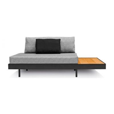 Sofá Soho com mesa lateral