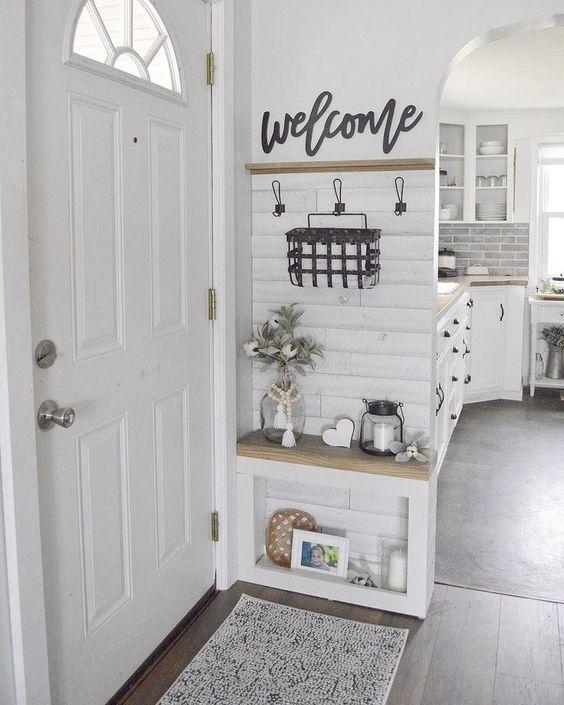 Hall de entrada do simples ao moderno: dicas e projetos incríveis!