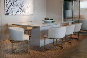 Mesa de Jantar Retangular Marselha