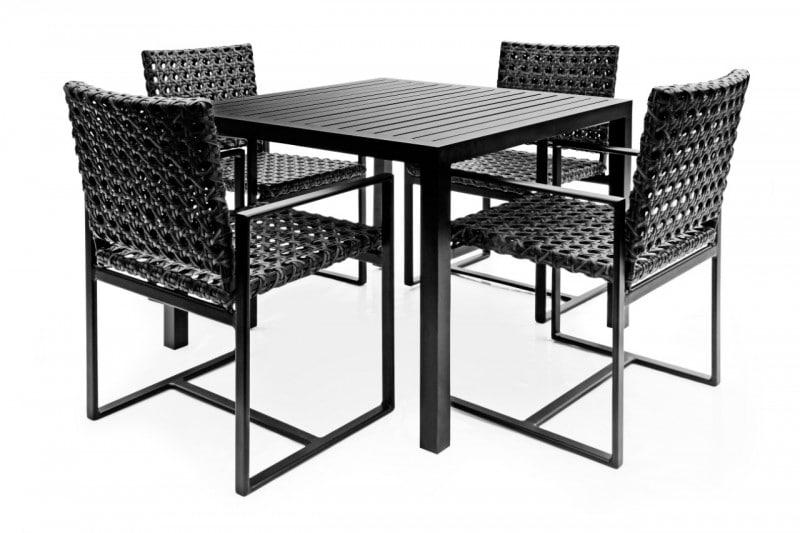 Conjunto de Mesa e Cadeiras Marrocos Diva