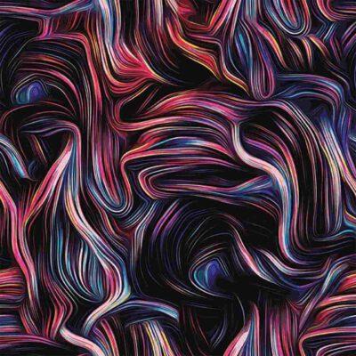Quadro Abstrato Iris