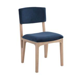 Cadeira de Jantar Azul Greg