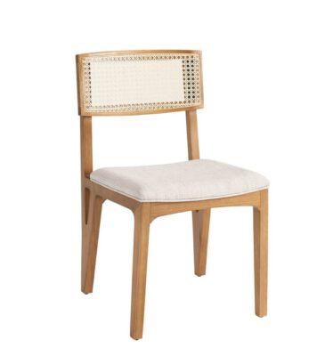 Cadeira de Jantar com Tela Greg