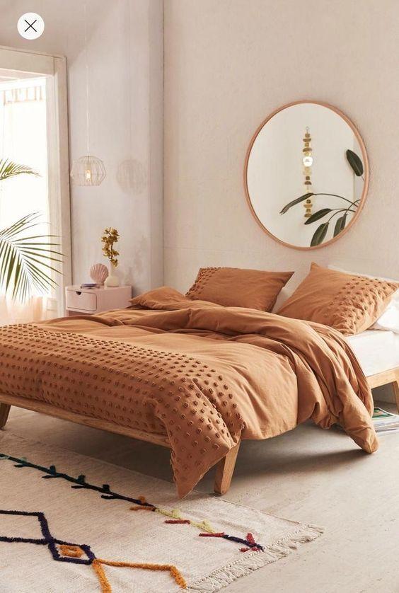 decoracao quarto casal minimalista