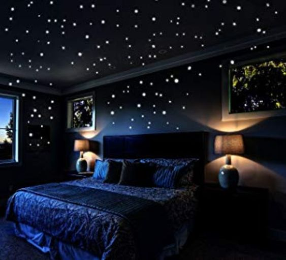luminaria quarto de casal