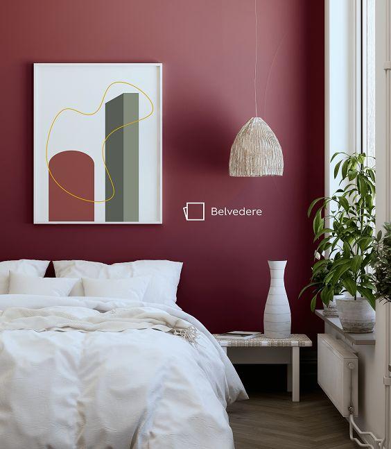 melhor cor para quarto de casal