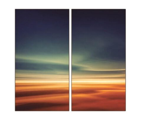 Conjunto de Quadros Abstratos Boreal