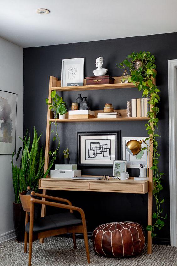 home office no quarto 111