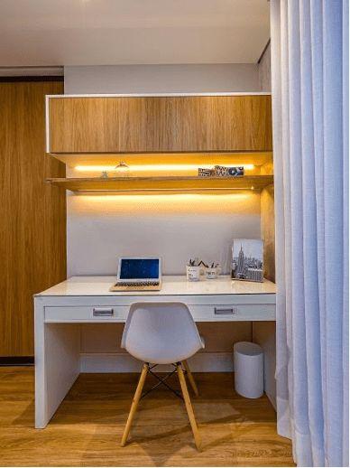 home office no quarto 22