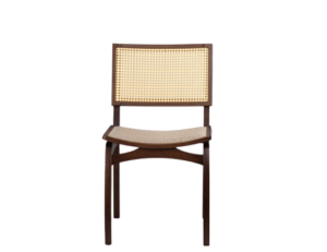 Cadeira de Jantar com Tela Boston