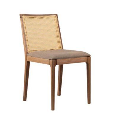 Cadeira de Jantar com Tela Luna