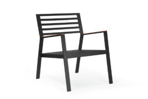 Cadeira Área Externa Tróia Detalhe Madeira